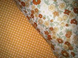 mukena katun jepang orange