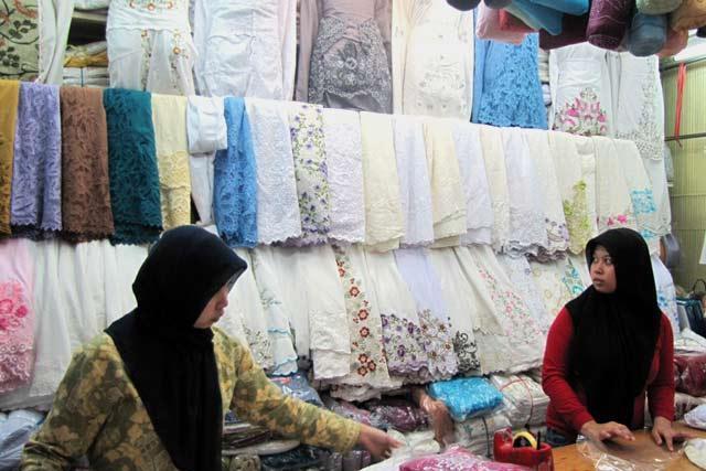 distributor mukena katun jepang murah
