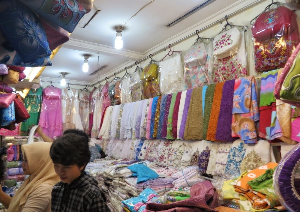 Pusat Grosiran Mukena Solo Pasar Klewer