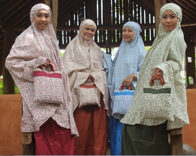Grosir Mukena Katun Jepang di Bandung