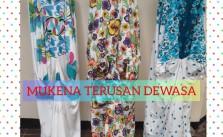 Sentra Grosir Mukena Terusan Dewasa Murah Bandung