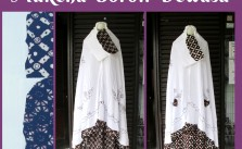 Grosir Mukena Bordir Dewasa Murah Bandung