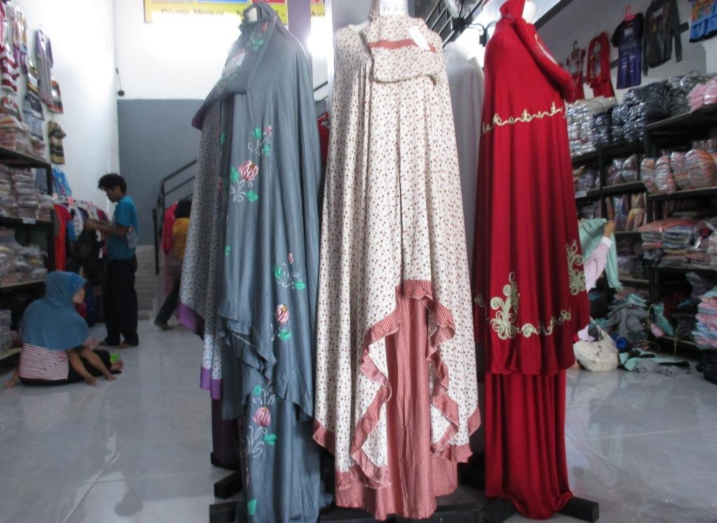 Grosiran Mukena Murah Tips Memilih Distributor Mukena Katun Jepang