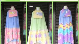 Grosiran Mukena Murah Supplier Mukena Pelangi Dewasa Terbaru Murah di Bandung 78Ribu